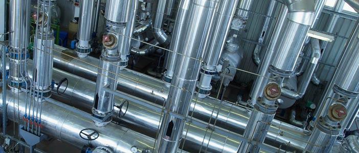 Überprüfung von Offshore- und Onshore-LNG- und Gasanlagen - Oil